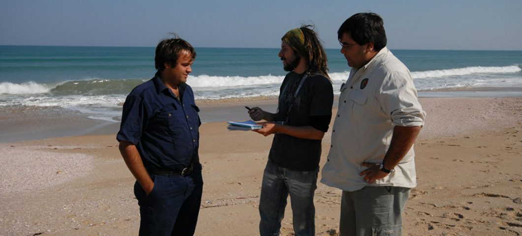 Consultation with Ngarrindjeri rangers at the Coorong