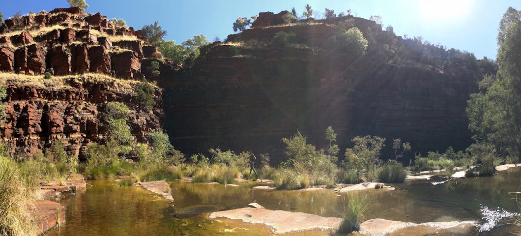 Another gorge in Karijini National Park